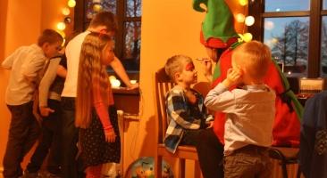 Rūķa elfa ballīte